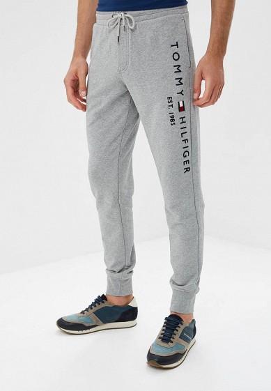 Купить Брюки спортивные Tommy Hilfiger - цвет: серый, Индия, TO263EMBWFN7