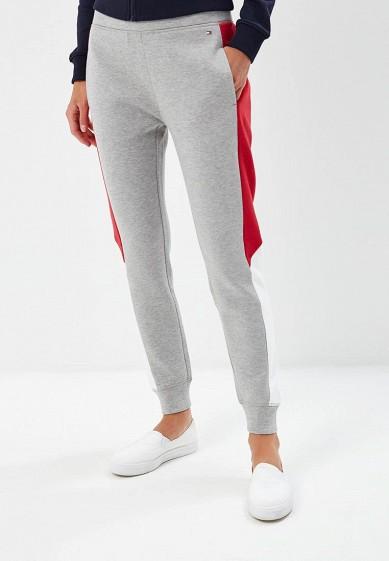 Купить Брюки спортивные Tommy Hilfiger - цвет: серый, Китай, TO263EWAGTF8