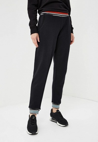 Купить Брюки спортивные Trussardi Jeans - цвет: черный, Индия, TR016EWBUVX1