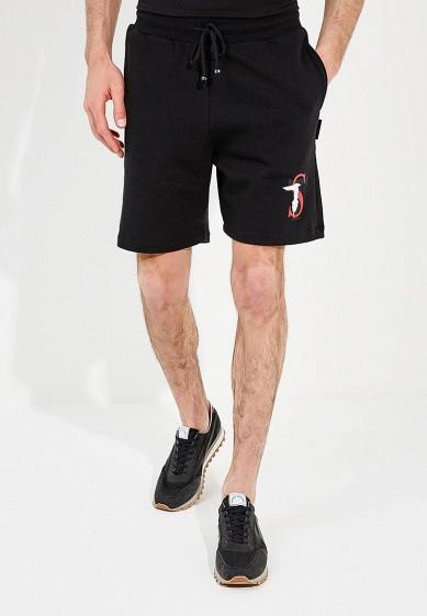Купить Шорты Trussardi Sport - цвет: черный Турция TR029EMYXL54