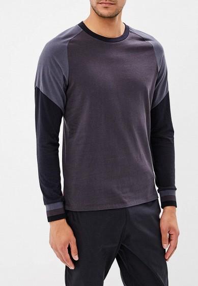 Купить Лонгслив Umbro - цвет: серый, Китай, UM463EMBSOC5