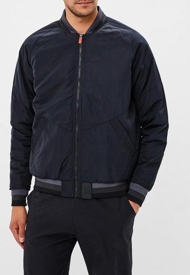 Куртка утепленная Umbro - цвет: черный, Китай, UM463EMBSOC8  - купить со скидкой