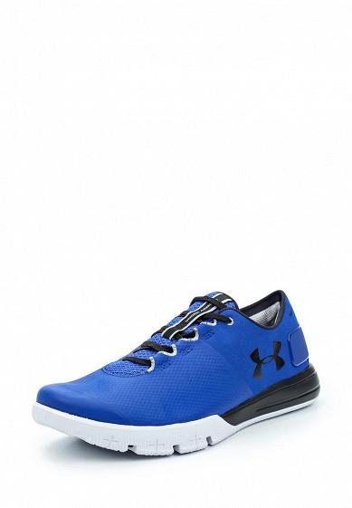 Купить Кроссовки Under Armour - цвет: синий, Китай, UN001AMXSB41