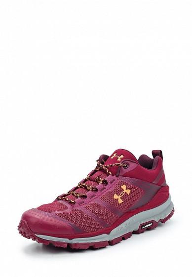 Купить Кроссовки Under Armour - цвет: фиолетовый, Китай, UN001AWXSB98