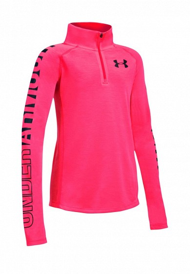 Лонгслив спортивный Under Armour Threadborne 1/4 Zip-PTP