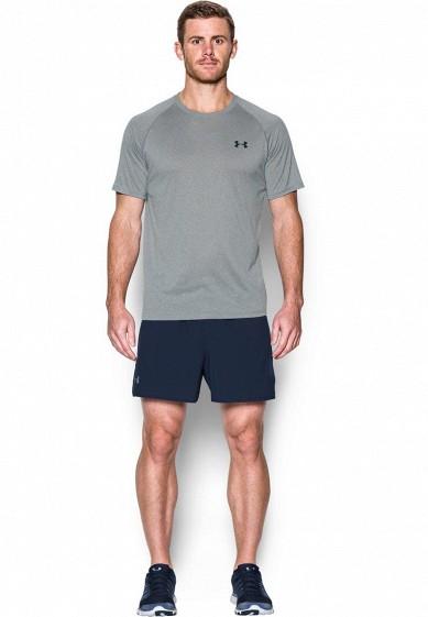 Купить Шорты спортивные Under Armour - цвет: синий Малайзия UN001EMXRW89