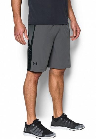 Купить Шорты спортивные Under Armour - цвет: серый Иордания UN001EMXRW90