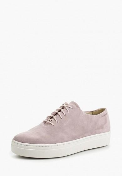 Купить Кеды Vagabond - цвет: розовый, Вьетнам, VA468AWAATQ0
