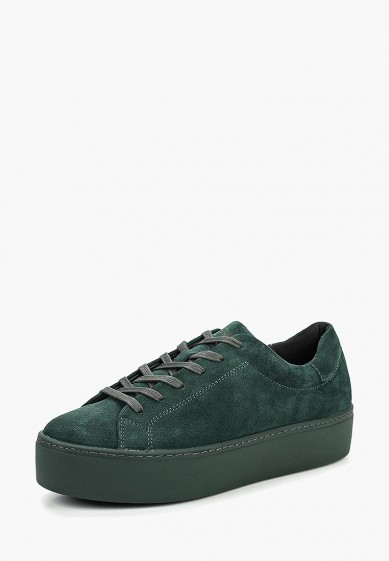 Купить Кеды Vagabond - цвет: зеленый, Вьетнам, VA468AWCNEJ4