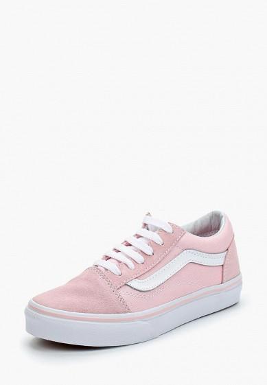 Купить Кеды Vans - цвет: розовый, Вьетнам, VA984AGAMIX2