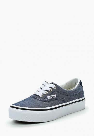 Купить Кеды Vans - цвет: синий, Китай, VA984AKRCV64