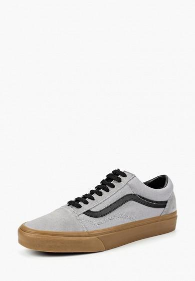 Купить Кеды Vans - цвет: серый, Камбоджа, VA984AMCAHG2