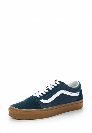 Купить Кеды Vans - цвет: синий, Швейцария, VA984AUAJYD5