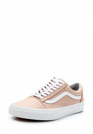 Купить Кеды Vans - цвет: розовый Китай VA984AUAJYE1