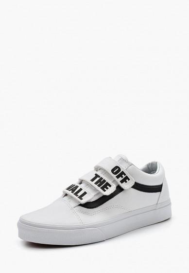 Купить Кеды Vans - цвет: белый, Швейцария, VA984AUAJYE8