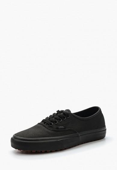 Купить Кеды Vans - цвет: черный, Швейцария, VA984AUAJYE9