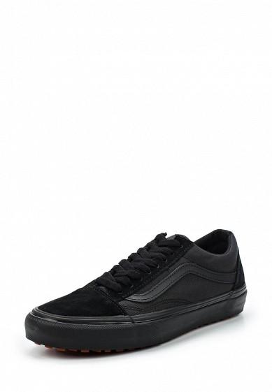 Купить Кеды Vans - цвет: черный Швейцария VA984AUAJYF0