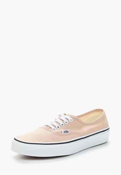 Купить Кеды Vans - цвет: розовый, Швейцария, VA984AUAJYF5