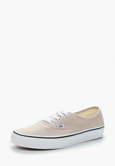 Купить Кеды Vans - цвет: серый, Швейцария, VA984AUAJYF7