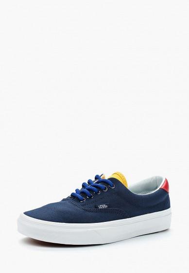 Купить Кеды Vans - цвет: синий, Камбоджа, VA984AUAJYF8