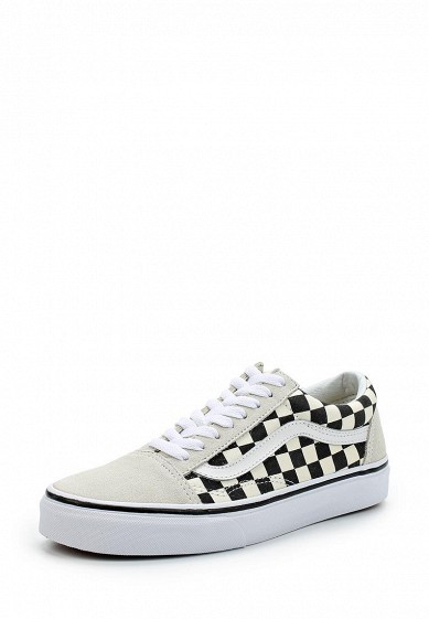 Купить Кеды Vans - цвет: серый Швейцария VA984AUAJYG0