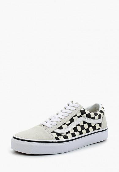 Купить Кеды Vans - цвет: серый, Швейцария, VA984AUAJYG0