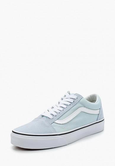 Купить Кеды Vans - цвет: голубой, Швейцария, VA984AUAJYG2