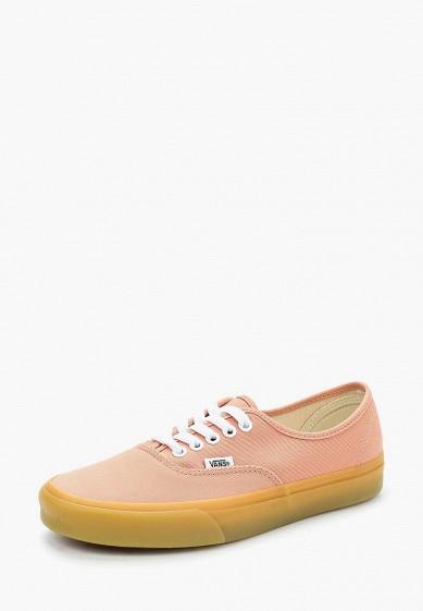 Купить Кеды Vans - цвет: розовый, Китай, VA984AUAJYH3