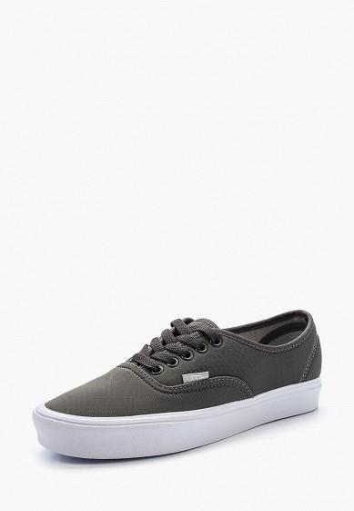 Купить Кеды Vans - цвет: серый, Швейцария, VA984AUAJYI8