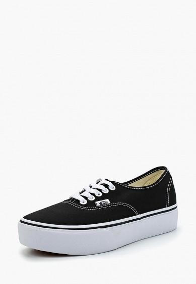 Купить Кеды Vans - цвет: черный, Швейцария, VA984AUAJYK5