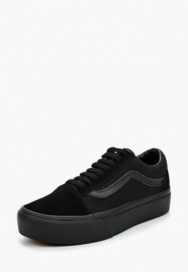 Купить Кеды Vans - цвет: черный, Вьетнам, VA984AUAJYK6