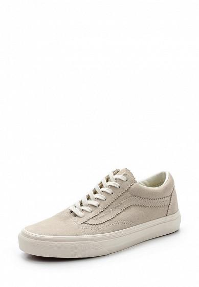 Купить Кеды Vans - цвет: серый Швейцария VA984AUAJYL1