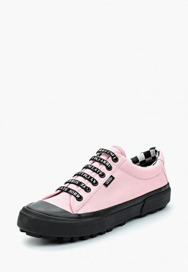 Купить Кеды Vans - цвет: розовый, Китай, VA984AUAJYM2