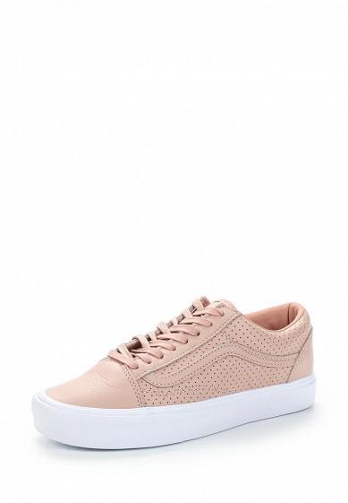 Купить Кеды Vans - цвет: розовый Швейцария VA984AUAJYM3