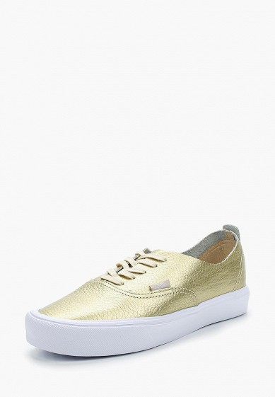Купить Кеды Vans - цвет: золотой, Швейцария, VA984AUAJYM4