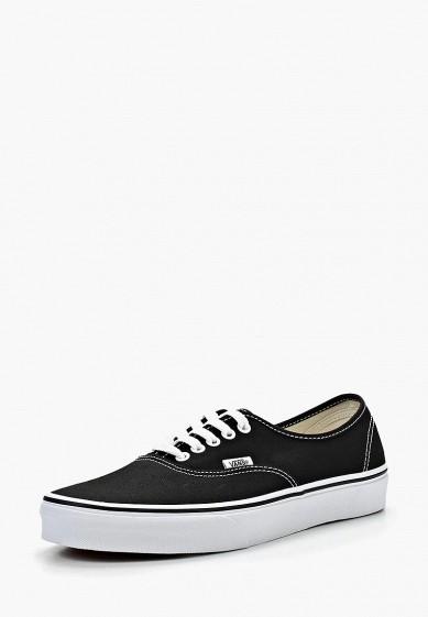Купить Кеды Vans - цвет: черный, Вьетнам, VA984AUAVZ67