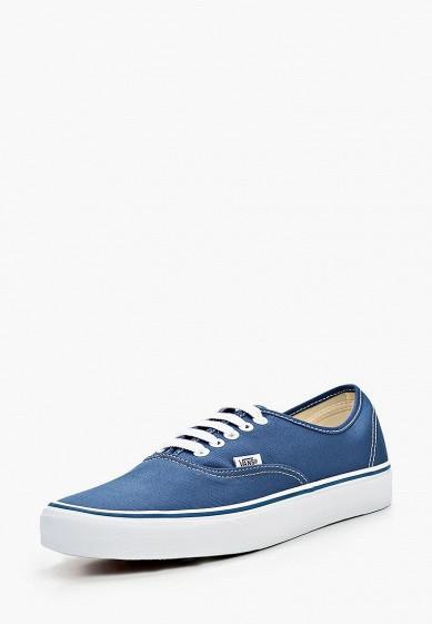 Купить Кеды Vans - цвет: синий, Вьетнам, VA984AUAVZ72