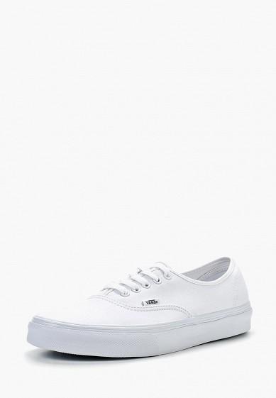 Купить Кеды Vans - цвет: белый, Камбоджа, VA984AUAVZ75