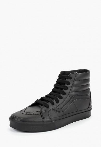 Купить Кеды Vans - цвет: черный, Вьетнам, VA984AUCAHH3