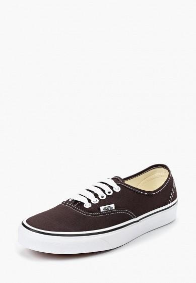 Купить Кеды Vans - цвет: коричневый, Камбоджа, VA984AUCAHI9
