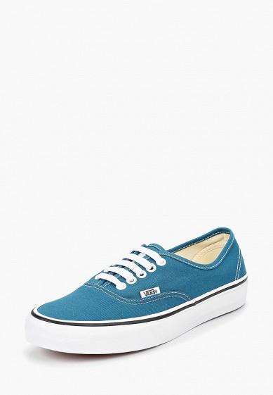 Купить Кеды Vans - цвет: синий, Камбоджа, VA984AUCAHJ0