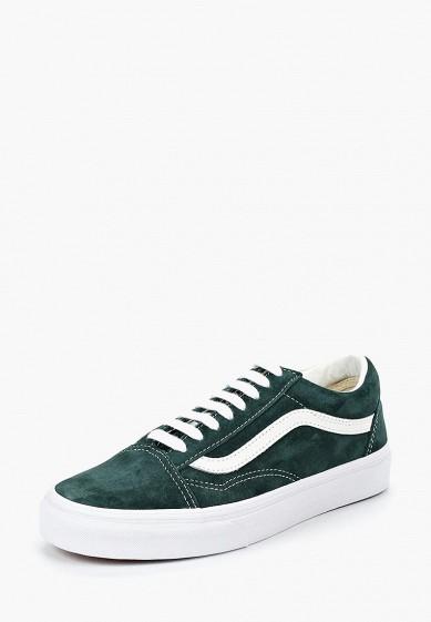 Купить Кеды Vans - цвет: зеленый, Филиппины, VA984AUCAHJ6