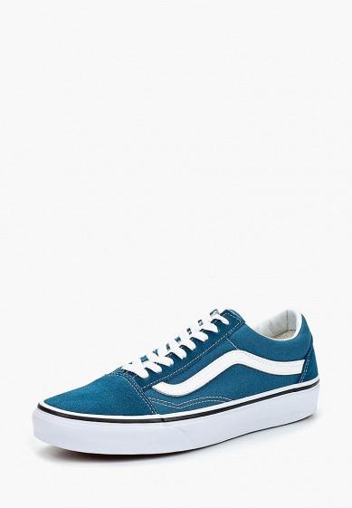 Купить Кеды Vans - цвет: синий, Камбоджа, VA984AUCAHK2
