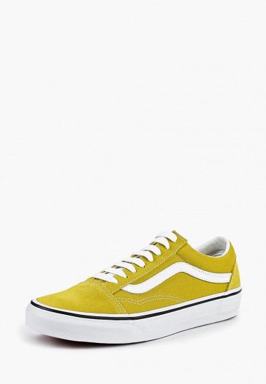 Купить Кеды Vans - цвет: желтый, Камбоджа, VA984AUCAHK3