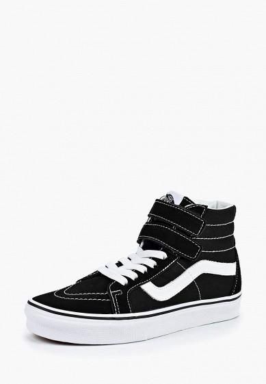 Купить Кеды Vans - цвет: черный, Вьетнам, VA984AUCAHK9