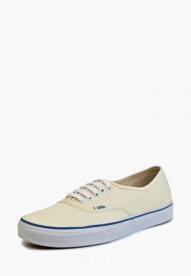 Купить Кеды Vans - цвет: бежевый, VA984AUGY689