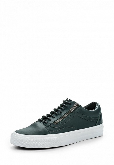 Кеды Vans U Old Skool Zip (Antique Silver)