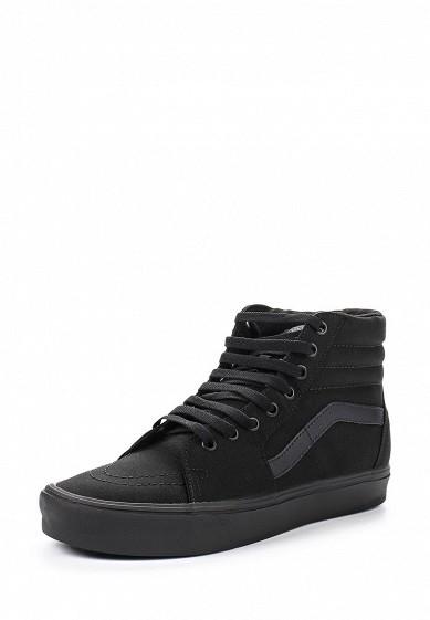 Купить Кеды Vans - цвет: черный Китай VA984AUVZS48