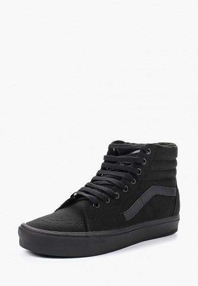 Купить Кеды Vans - цвет: черный, Китай, VA984AUVZS48