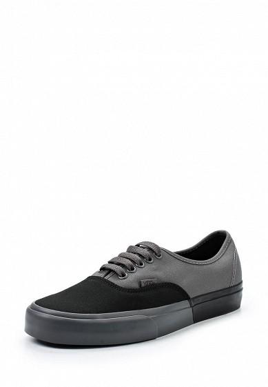 Купить Кеды Vans - цвет: серый, Китай, VA984AUVZS65